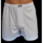 Fehér pamut alsónadrág