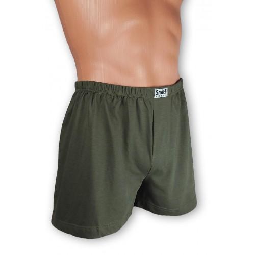 Zöld pamut alsónadrág 4XL-től