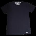 Fekete rövid pizsama