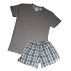 Zöld rövid pizsama