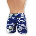 Kék , terepszínű stretch alsónadrág