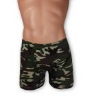 Stretch alsónadrág, terep mintával