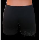 Fekete stretch alsónadrág, sasfej mintával
