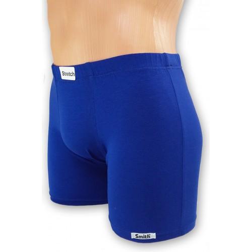 Kék stretch alsónadrág