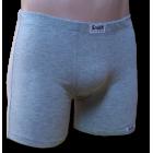 Melír szürke stretch alsónadrág