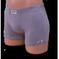 Világosszürke rövid stretch alsónadrág