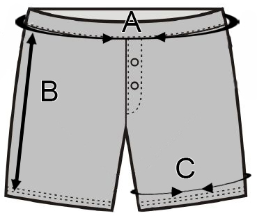Ámor mintás kék pamut boxer alsónadrág fc011903b9